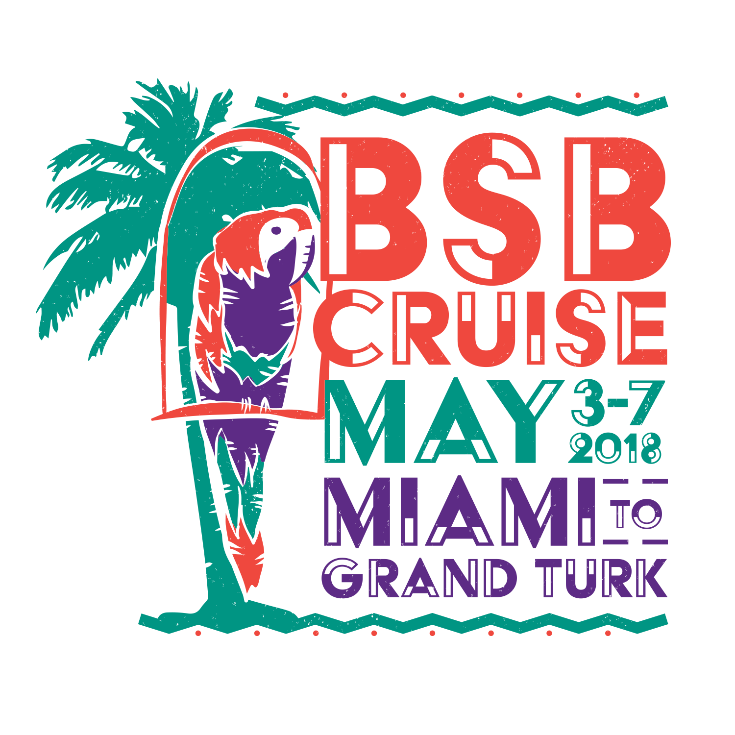 BSB Cruise 2018 Preferred Waitlist - UPGRADES ONLY
