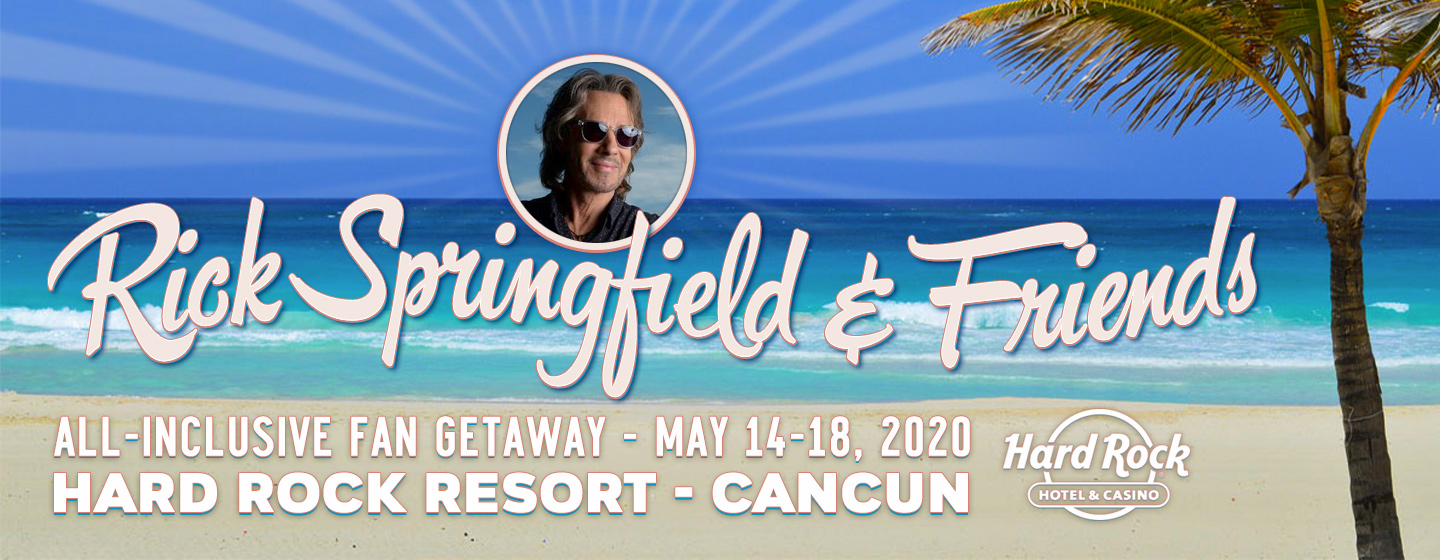 Rick Springfield & Friends 2020